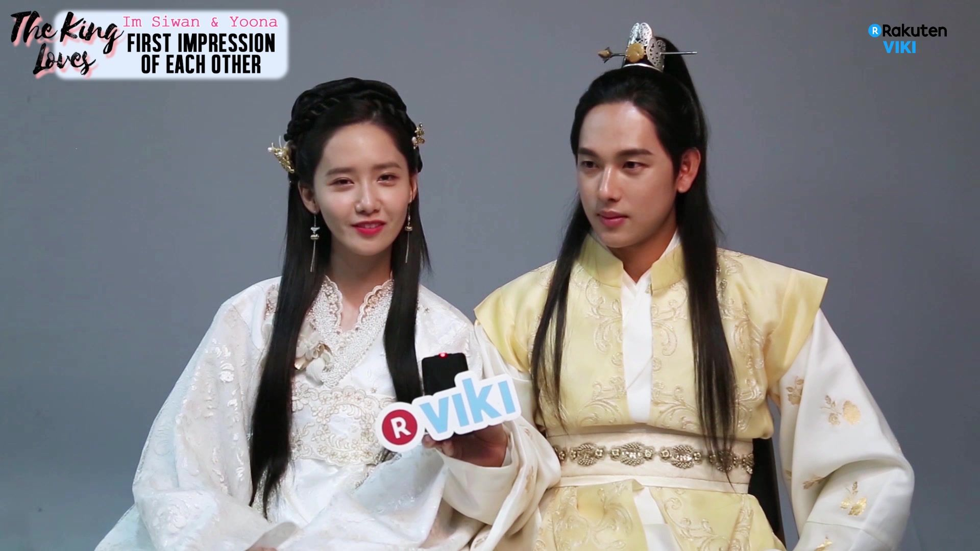 Im Yoona Movie List Minimalist exclusive interview with im siwan and yoona: the king loves - 왕은