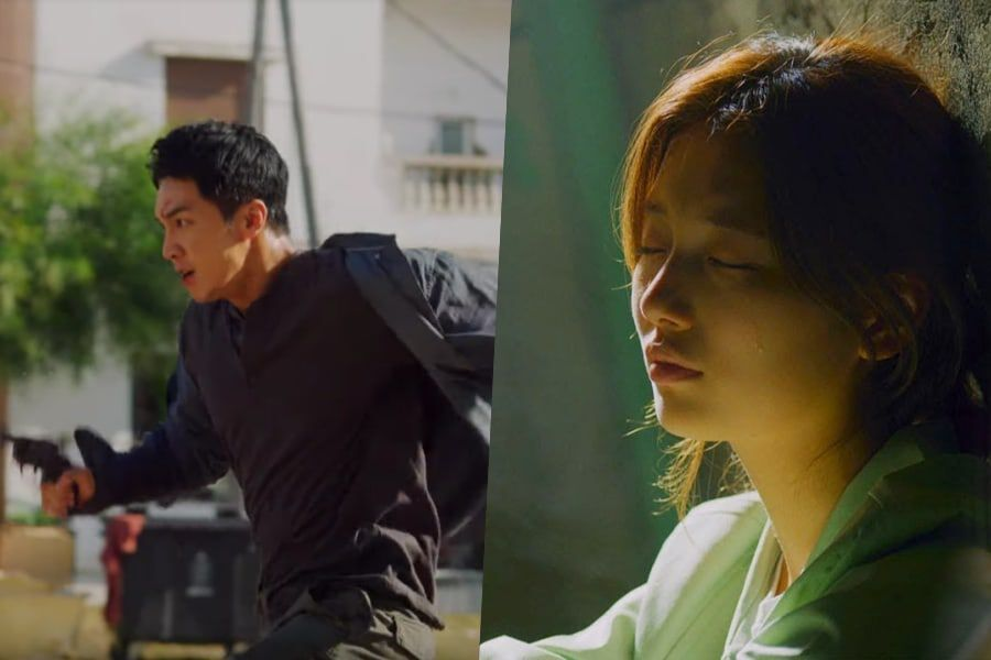 "Watch: Lee Seung Gi And Suzy Tease Action And Romance In Fast-Paced ""Vagabond"" Trailer"