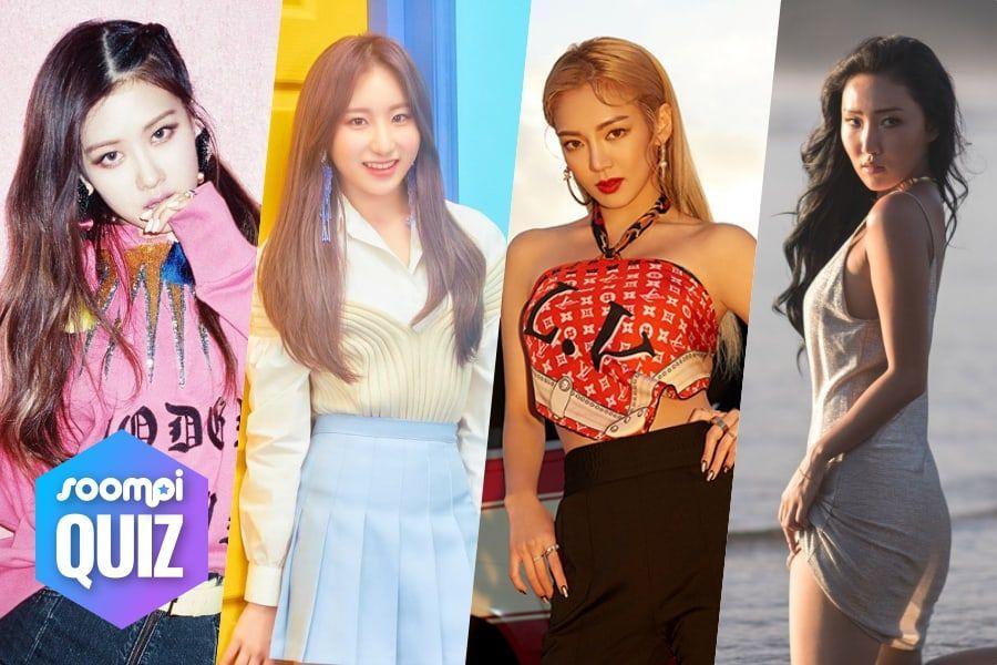 K-Pop: kpop quizzes soompi