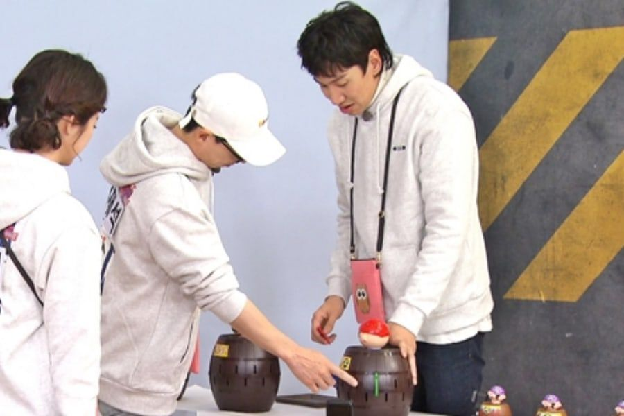 Yoo Jae Suk And Lee Kwang Soo To Go Head To Head To See Who Is The True Bearer Of Bad Luck