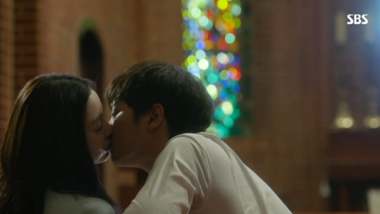 Beautiful Kiss Between Joo Won and Tae Hee: The Gang Doctor
