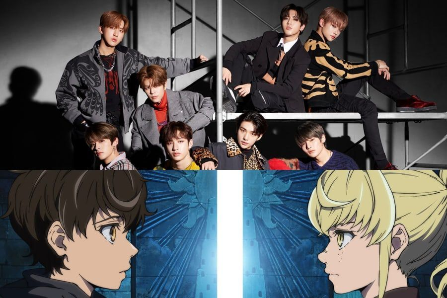 "Stray Kids To Sing Theme Songs For ""Tower Of God"" Animation In 3 Languages"
