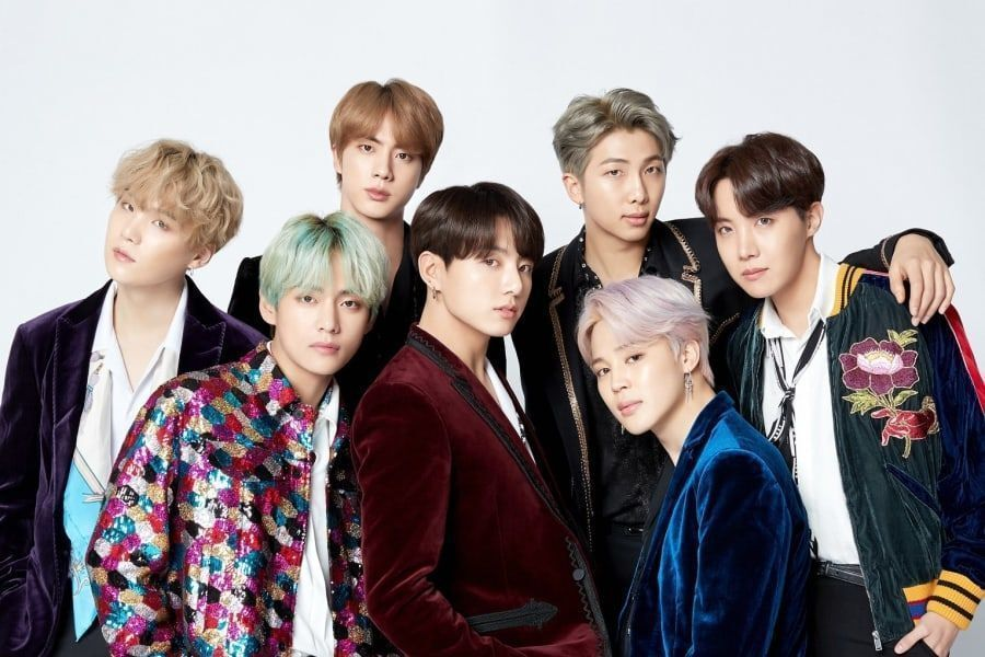 "BTS (Bangtan Boys) >> Album ""Map of the Soul: Persona"" Dbb76b4a3f9e4af287097c950553f439"