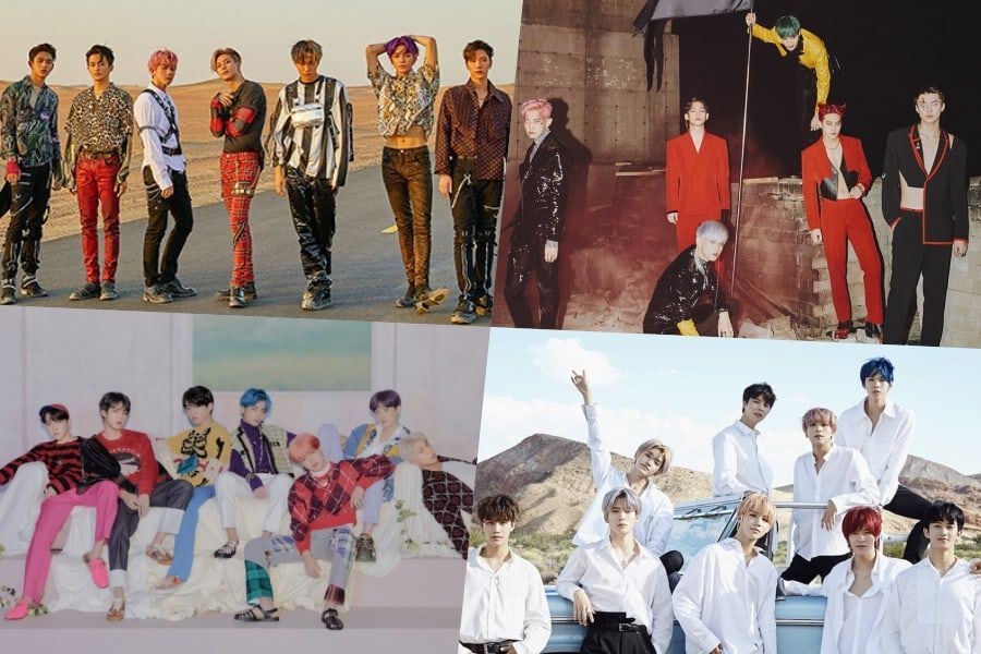 SuperM, EXO, BTS, NCT 127, TXT, And More Rank High On Billboard's World Albums Chart