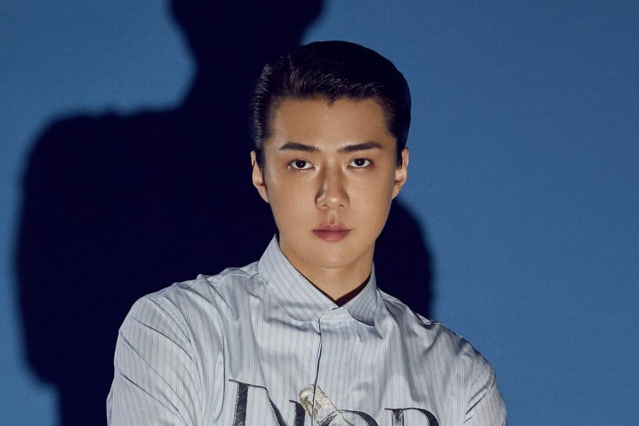 EXO's Sehun Becomes The New Face Of Dior Men + Talks About His Fashion Sense