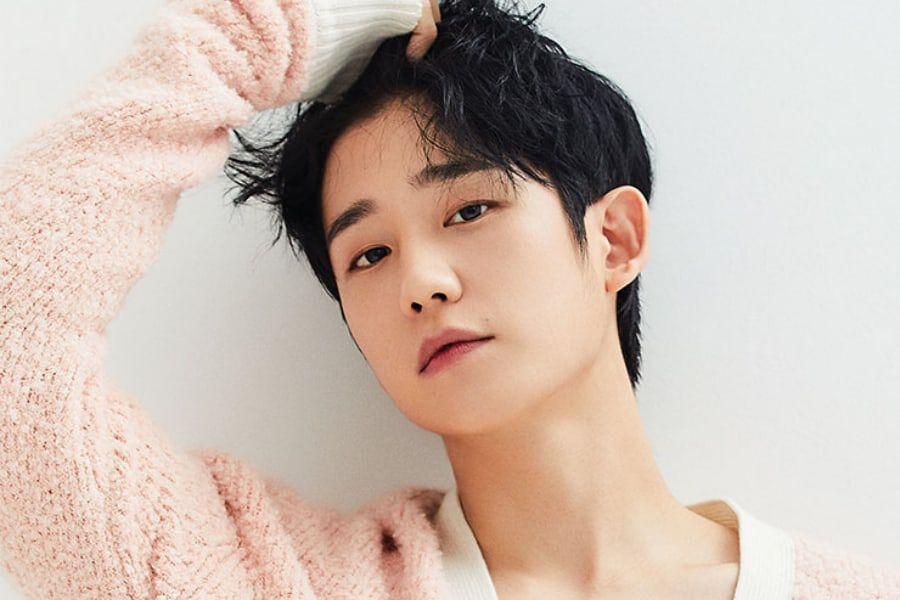 Jung Hae In Looks Back On When He Was 20, Talks About How He's Changed Since His Debut 7 Years Ago