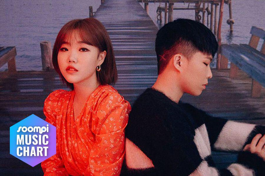 "AKMU's ""How Can I Love The Heartbreak, You're The One I Love"" Remains No. 1; Soompi's K-Pop Music Chart 2019, October Week 4"