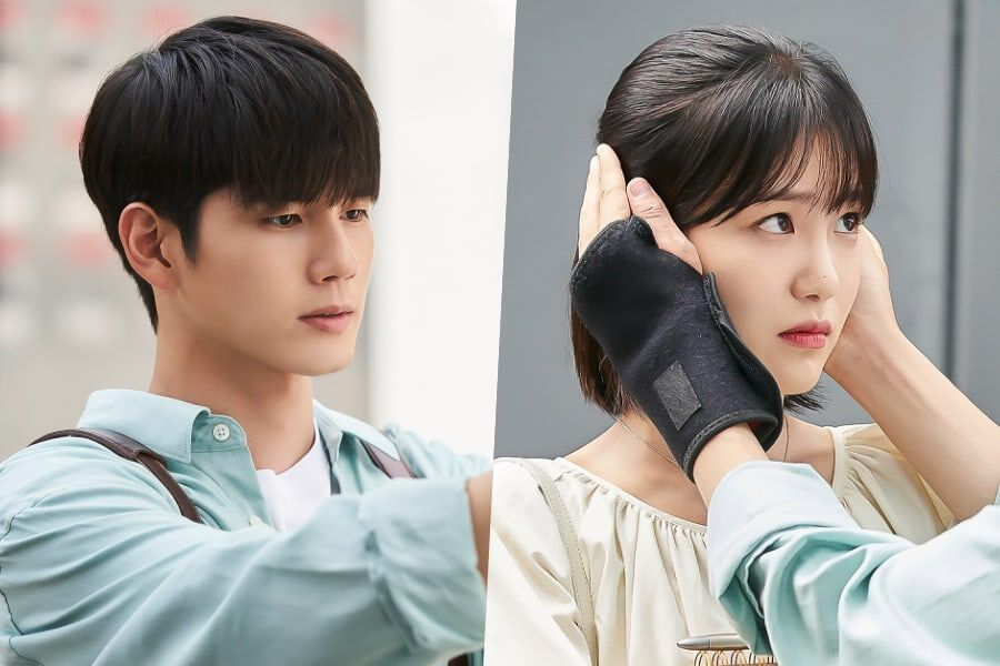 Ong Seong Wu And Shin Ye Eun Come Across A Bump In Their Romance In More Than Friends | Soompi