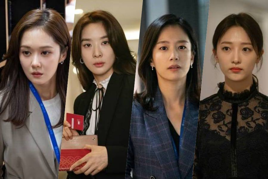 "4 Secrets That The Women Of Upcoming Drama ""VIP"" Are Hiding"