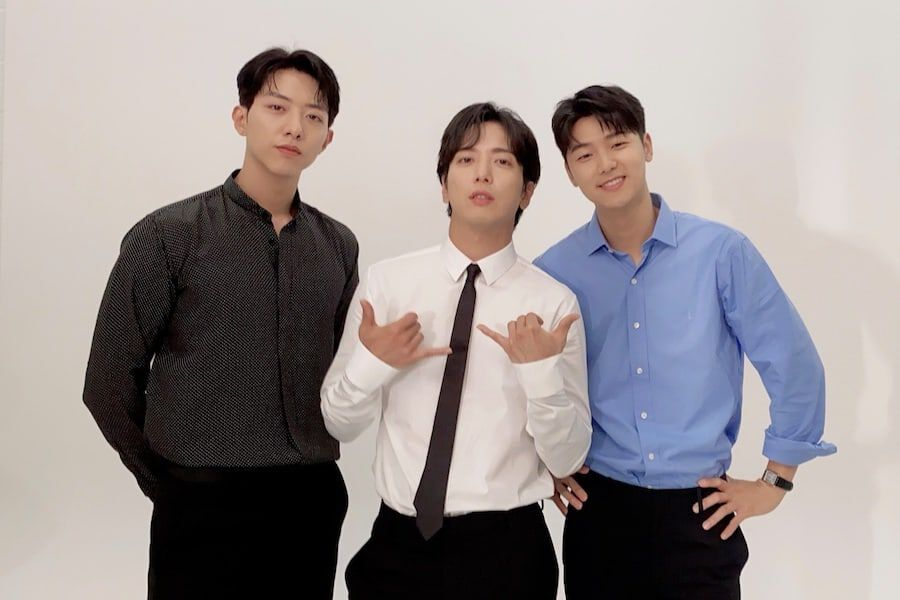 CNBLUE Renews Contract With FNC Entertainment