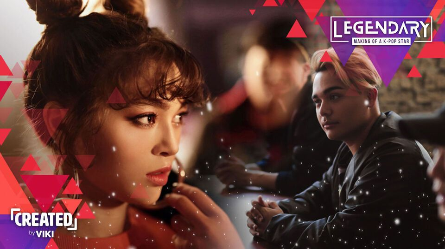 LEGENDARY: Making of a K-Pop Star