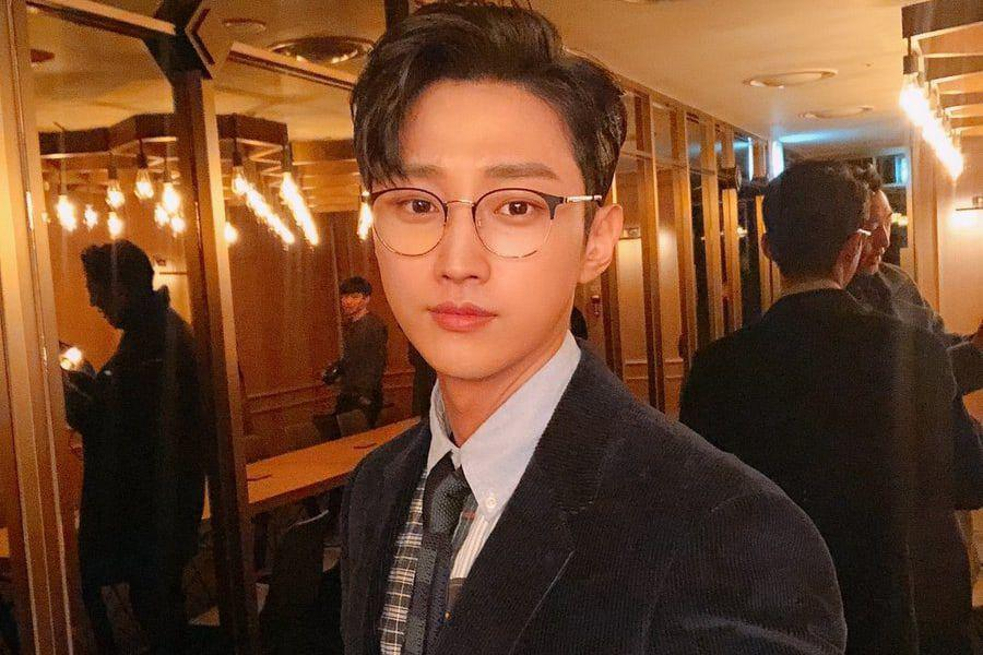 B1A4's Jinyoung Talks About His Love Life And Inspiration From His Parents