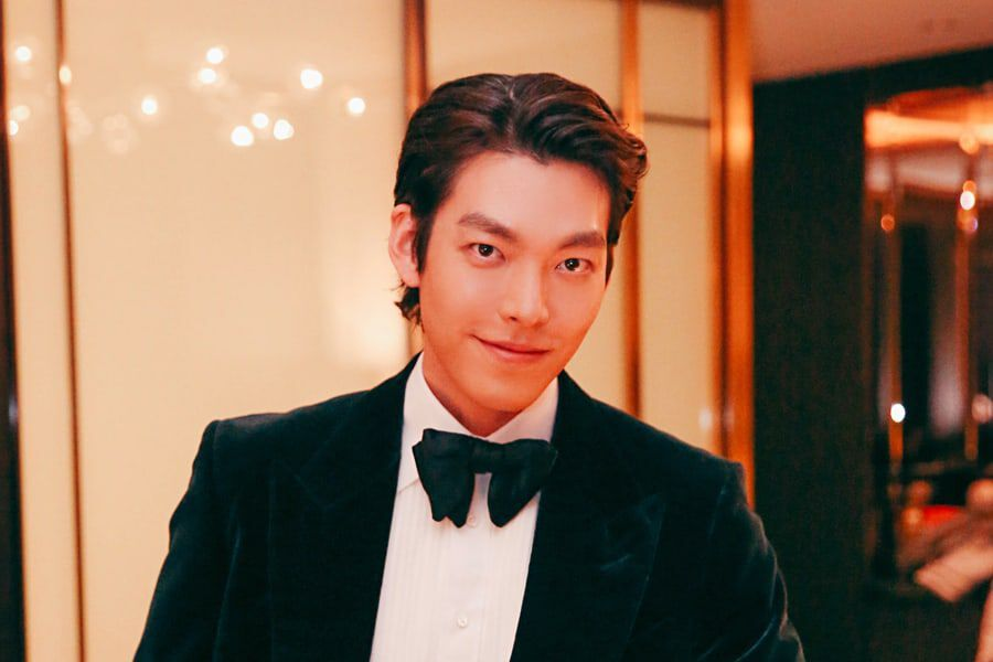 Kim Woo Bin Signs With Shin Min Ah's Agency AM Entertainment