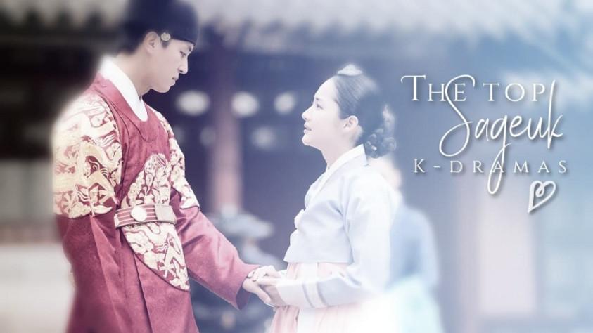 My collection: The top Sageuk K-dramas