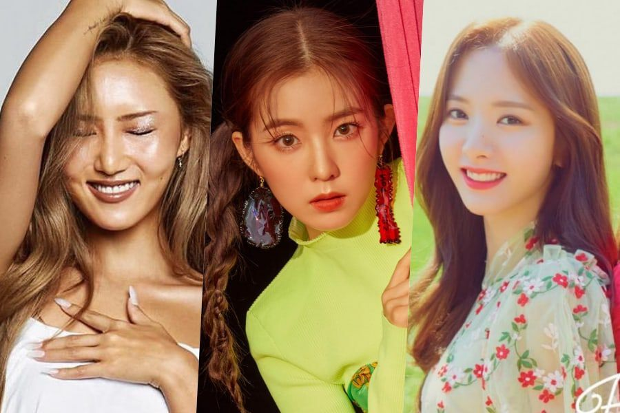 July Girl Group Member Brand Reputation Rankings Announced