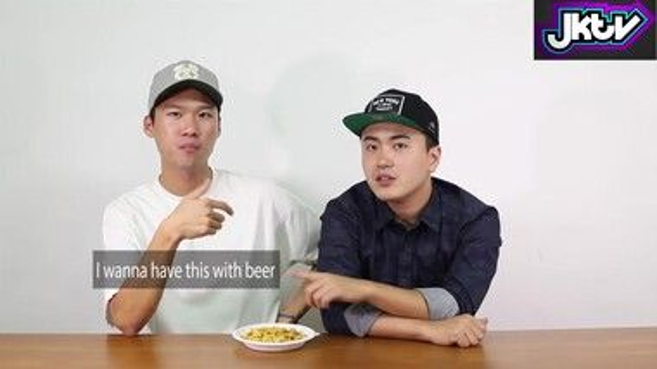 Korean Bros Episode 33: Koreans Taste Filipino Snacks for the First Time