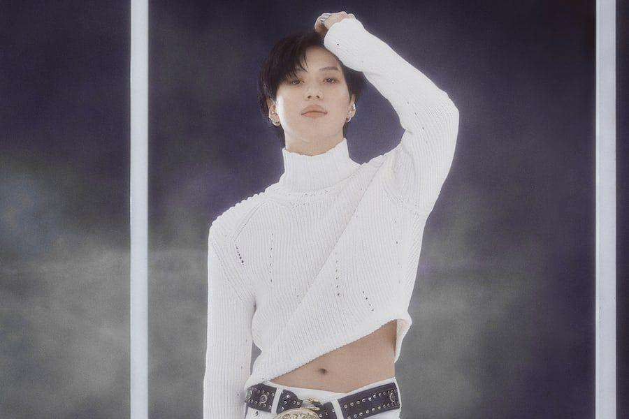 "SHINee's Taemin Tops International iTunes Charts With ""Never Gonna Dance Again : Act 2"""