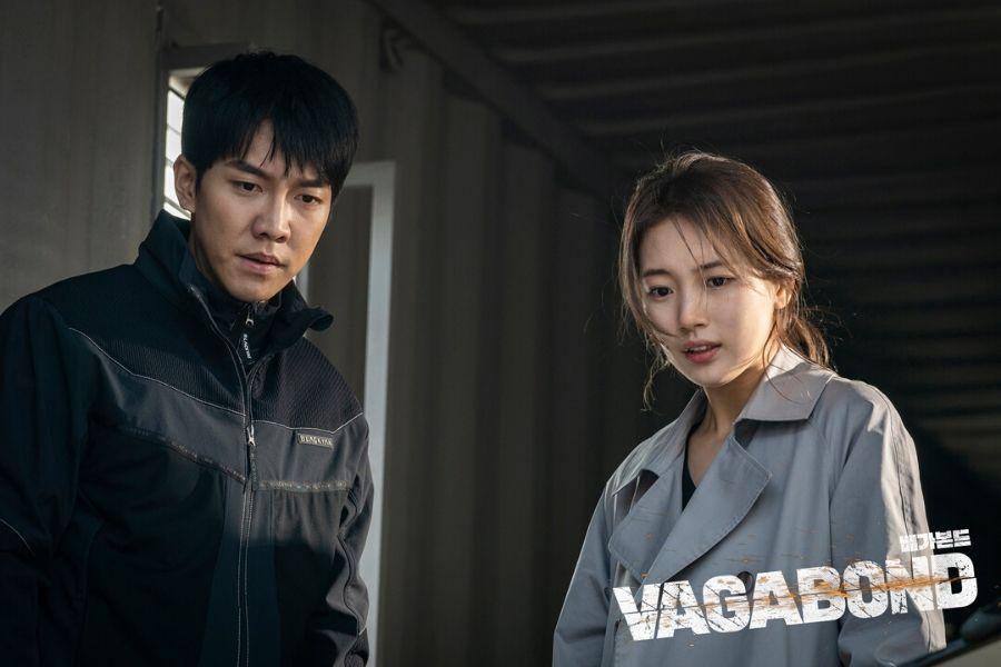 Lee Seung Gi dan Bae Suzy di Drama Action Korea 'Vagabond'