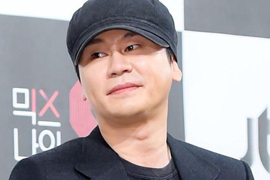 Resultado de imagen para Yang HyunSuk tax evasion