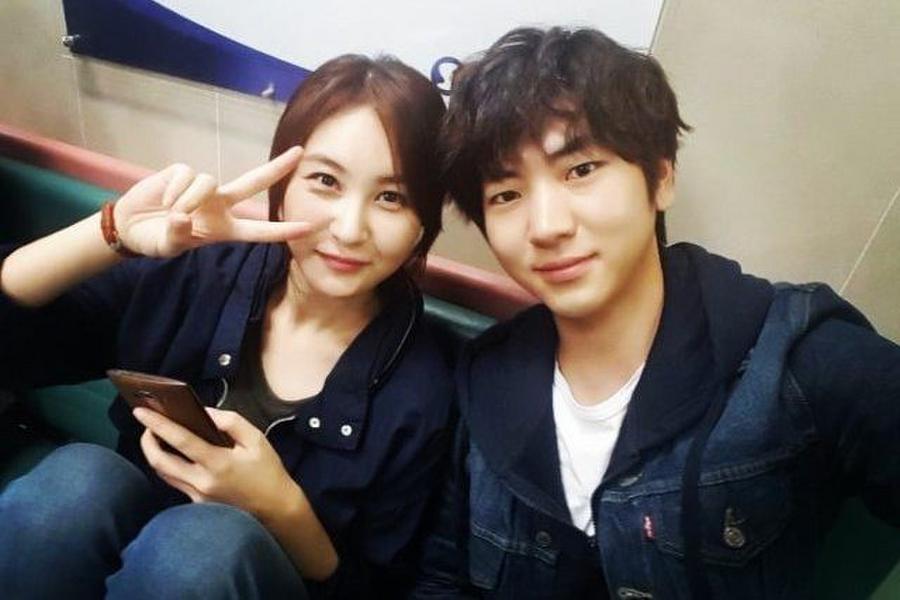 donghae dating søn eun seo eksempler på gode første meddelelser online dating