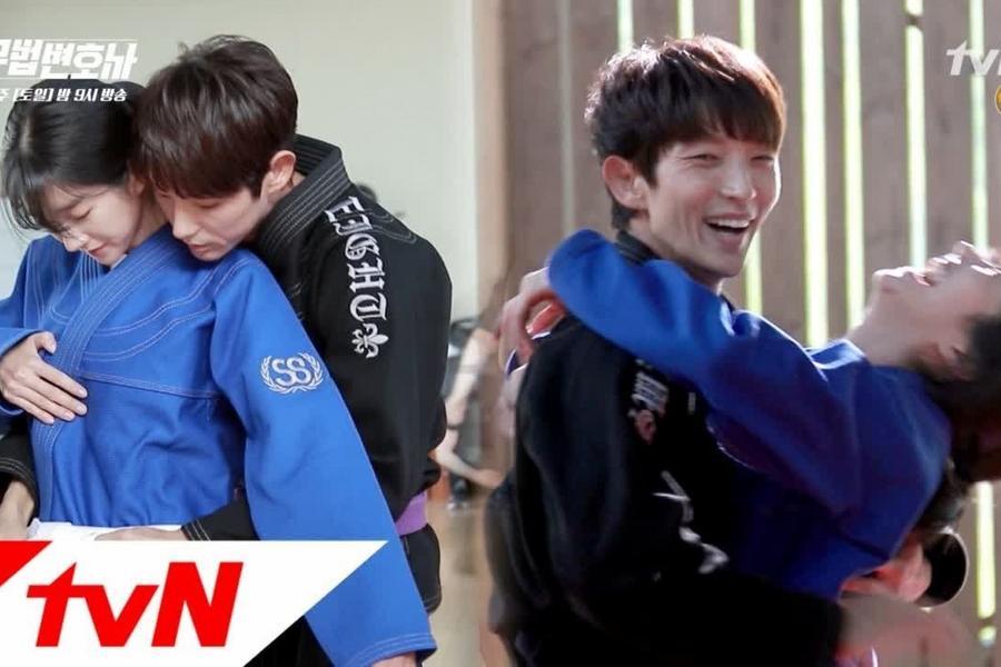 Từ cảnh giường chiếu đến hôn sâu đều diễn nhiệt tình, Seo Ye Ji lại bắt Kim Jung Hyun xa lánh bạn diễn nữ - Ảnh 4.