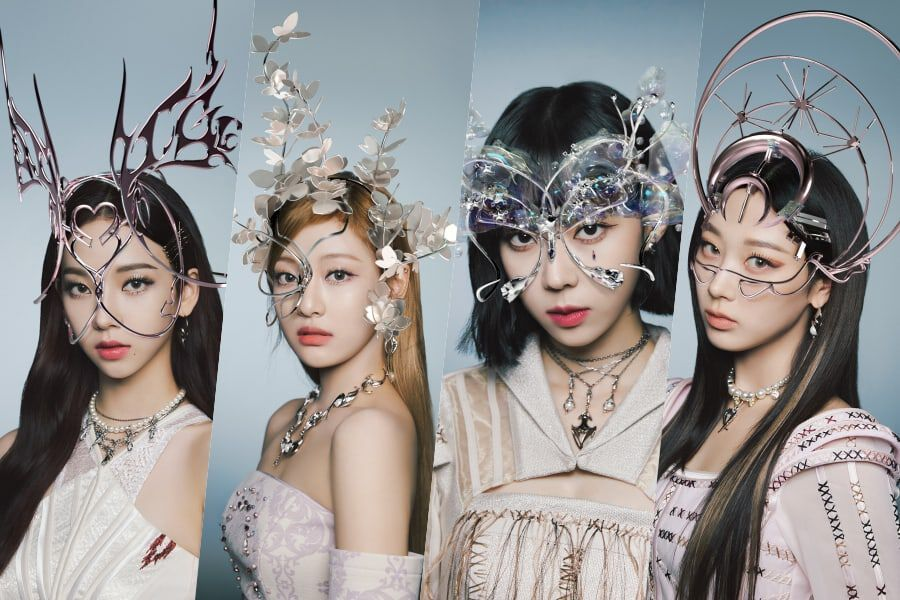"""Update: aespa Stars In Stunning New Comeback Teasers For """"Savage"""""""