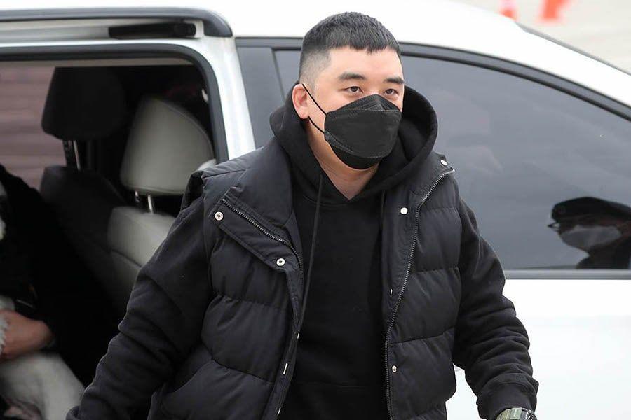 Seungri Receives 3-Year Prison Sentence