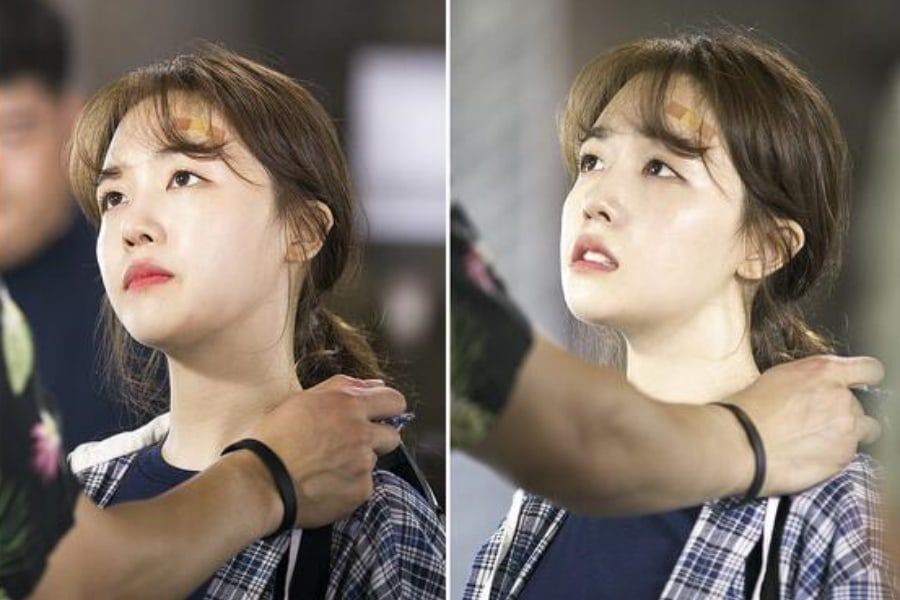 "Girl's Day's Minah Experiences Unfair Humiliation In Stills For ""Absolute Boyfriend"""
