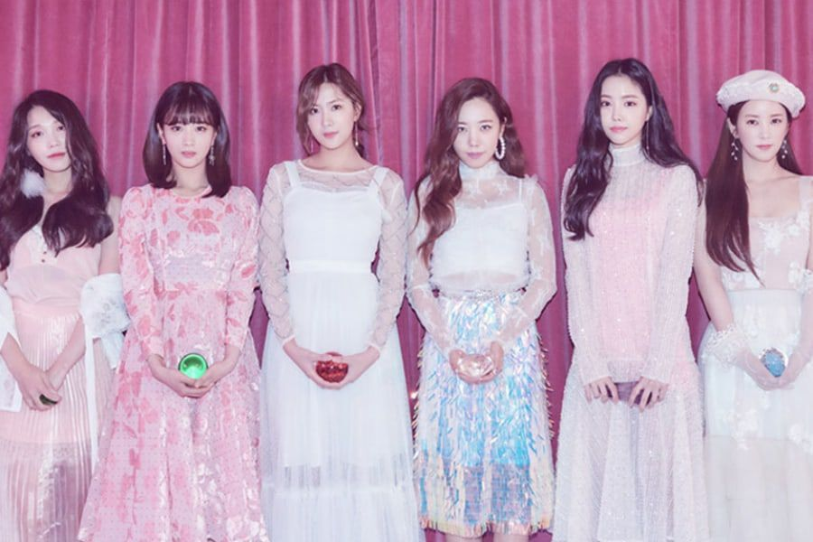 Apink Sells Out Solo Concert For 6th Year In A Row