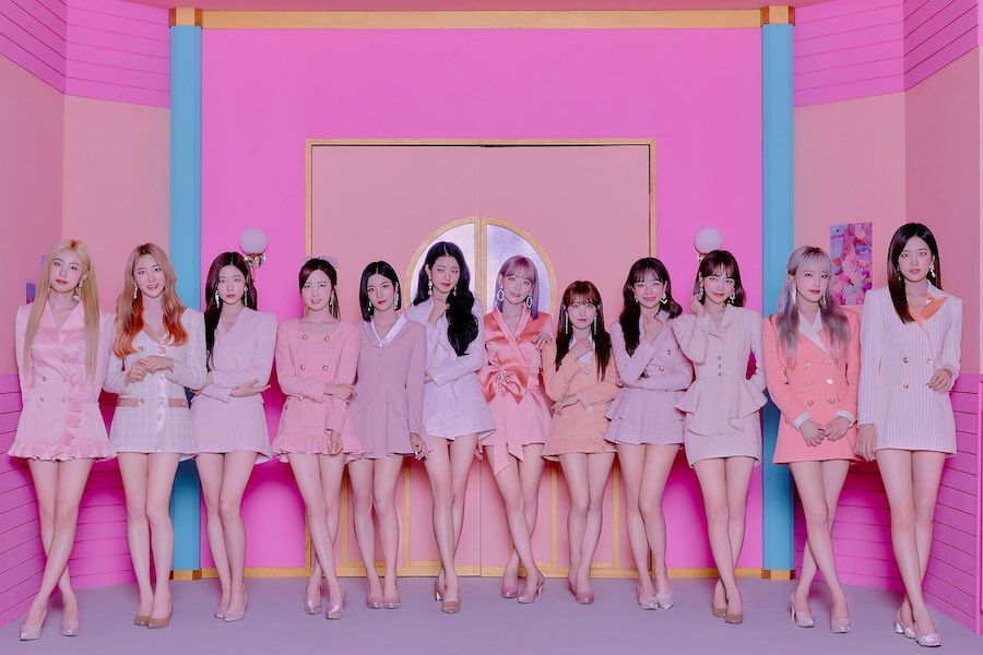 IZ*ONE Breaks Record For K-Pop Girl Groups With 1st Day Sales On Oricon's Daily Album Chart