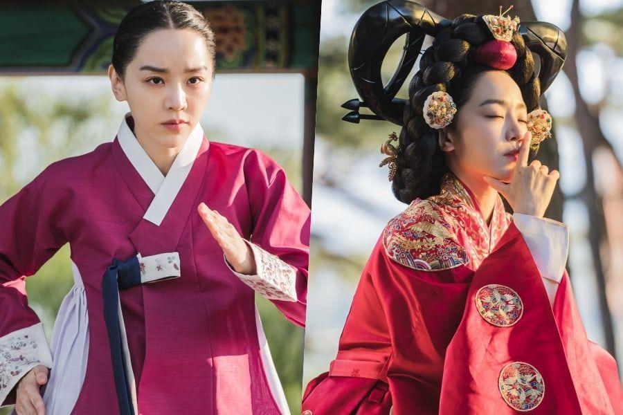 "Shin Hye Sun Transforms Into Eccentric Queen For Upcoming Drama ""Mr. Queen"""
