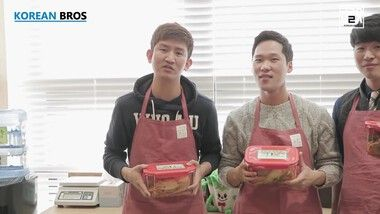 Korean Bros Episode 9: Try to Make Best Kimchi for the First Time