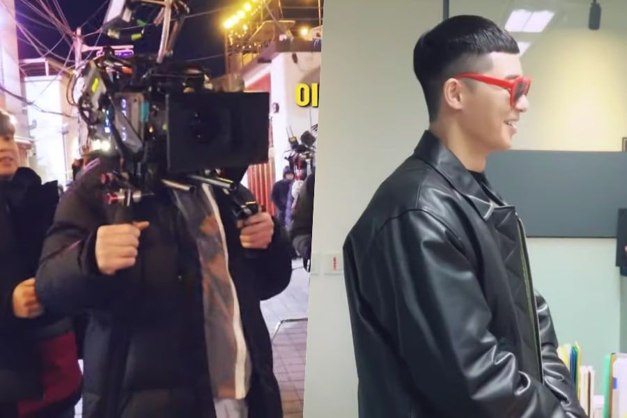 """Watch: Park Seo Joon Gets Easily Distracted While Filming """"Itaewon Class"""""""