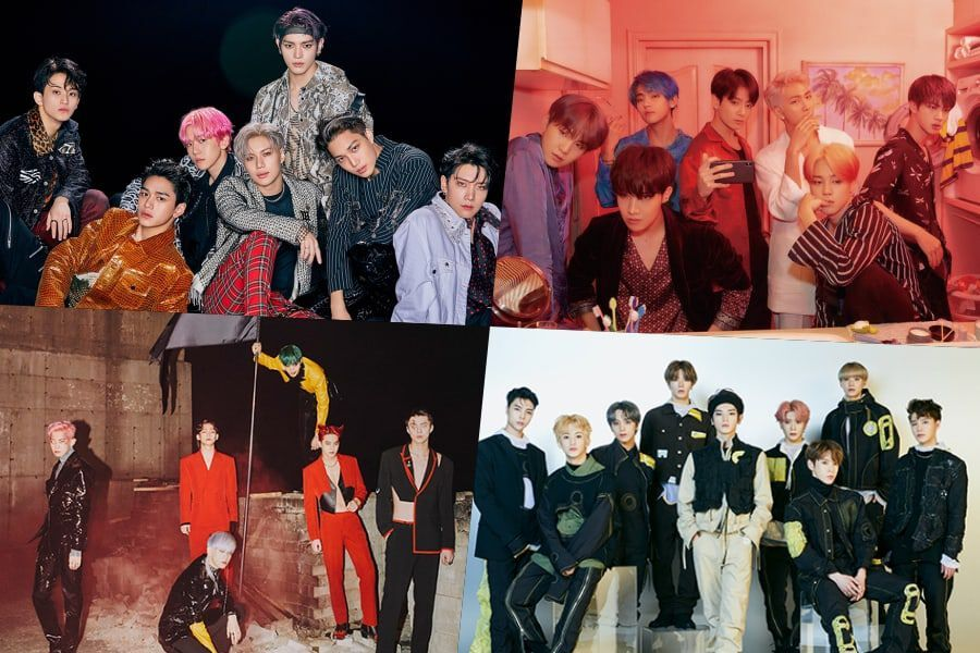 SuperM, BTS, EXO, NCT 127, And More Score High Ranks On Billboard's World Albums Chart