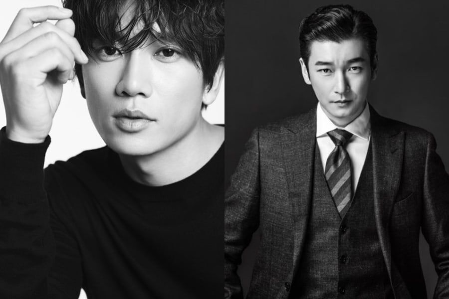 Ji Sung Expresses Admiration For Fellow Actor Cho Seung Woo