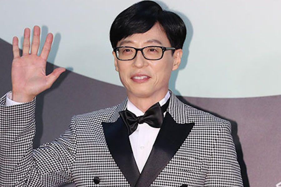 Yoo Jae Suk Officially Signs With Antenna