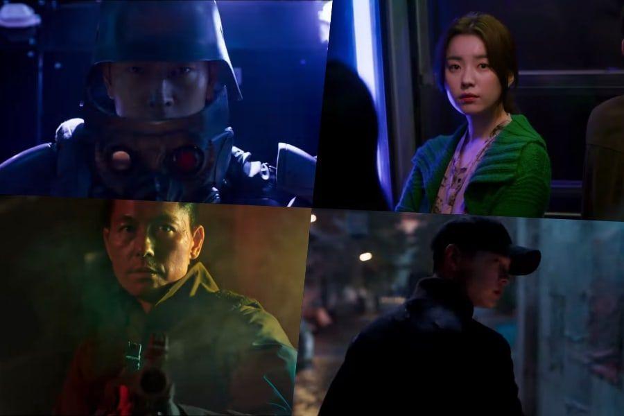 Watch: Kang Dong Won, Han Hyo Joo, Jung Woo Sung, Minho, And