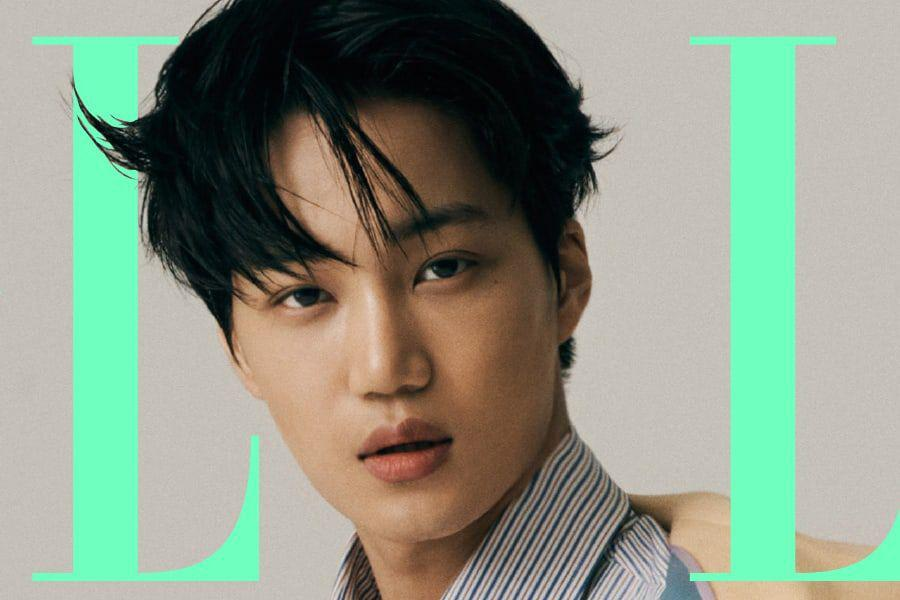 EXO's Kai Talks About His Family And Becoming Gucci Eyewear's Global Ambassador