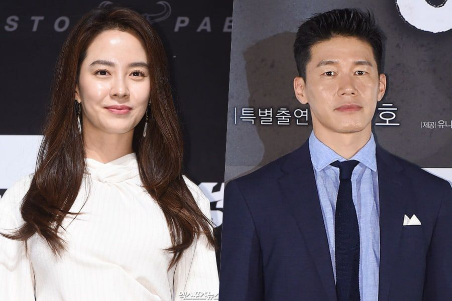 Song Ji Hyo And Kim Moo Yeol Confirmed For New Mystery Thriller Film