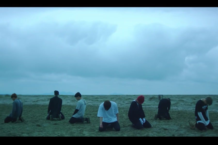 """BTS's """"Save Me"""" Becomes Their 9th MV To Surpass 450 Million Views"""