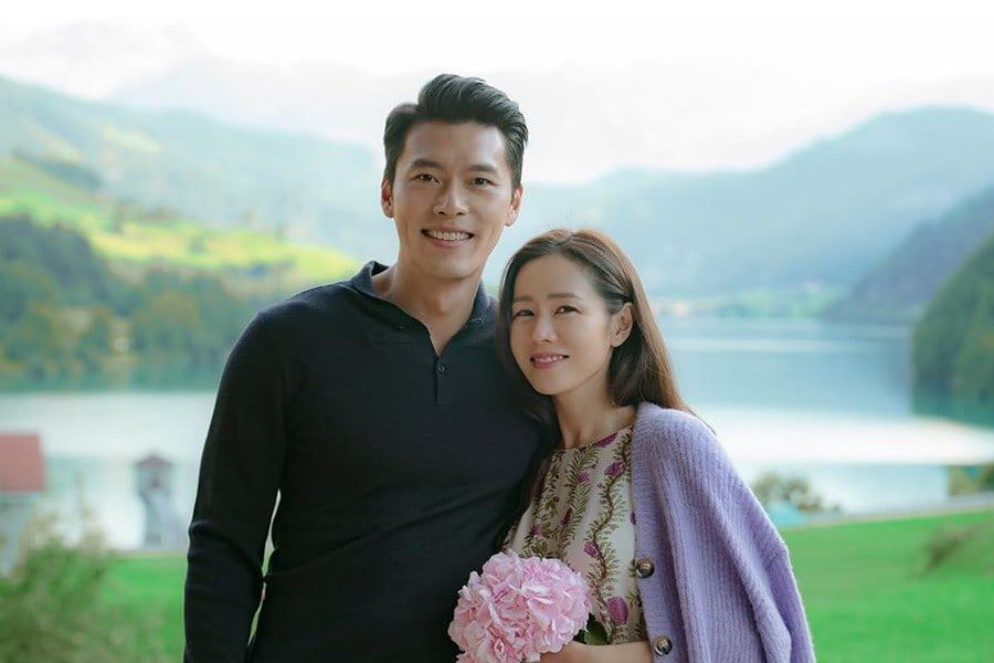 "Hyun Bin's Agency Denies Dating Rumors With Son Ye Jin Sparked By ""Crash Landing On You"" Making-Of Video"
