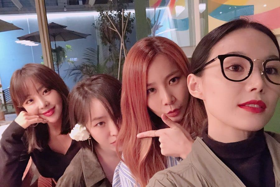 Brown Eyed Girls Celebrate 13th Anniversary Of Their Debut