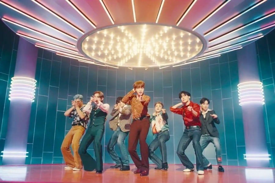 "BTS's ""Dynamite"" Breaks Record As It Soars To 700 Million Views"