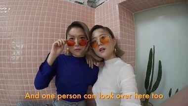 Q2Han Episode 44: Doppelgänger Concept Photoshoot With SEOUL LIFE
