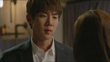 Lee Jung Joo and Baek Gun Woo kiss and make up: Cálido y Acogedor