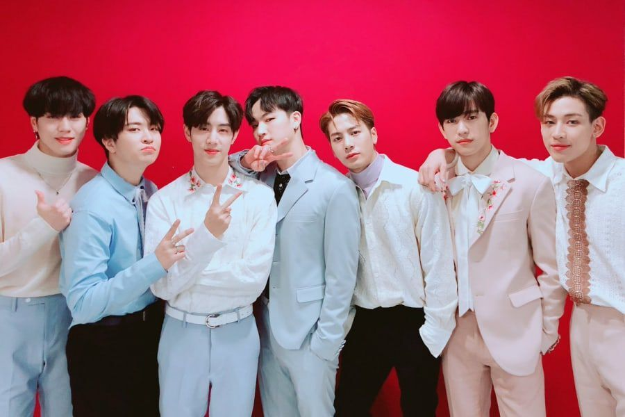32b0ac1315941 GOT7 And Fans Celebrate 5th Anniversary With Moving Posts And Worldwide  Trending Topic