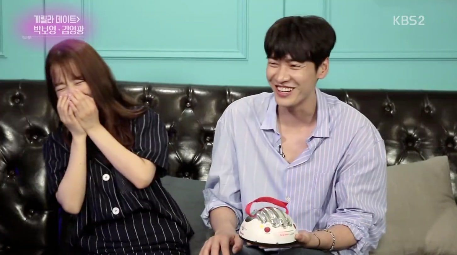 Do korean actors lie about height on dating
