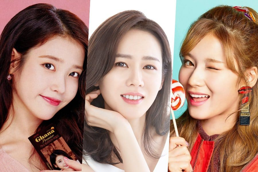 Koreans Vote For Stars They Want To Gift Candy On White Day