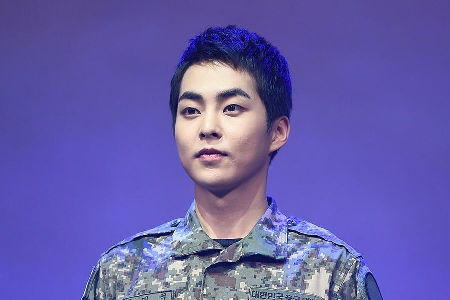 SM Confirms EXO's Xiumin Is On Final Break From Military + Will Be Discharged Without Returning To Army Base
