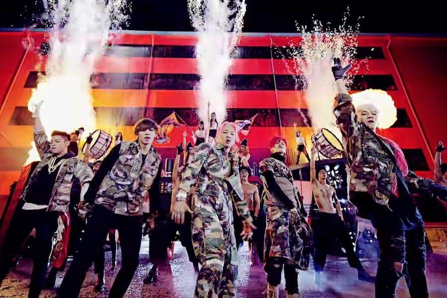 "BIGBANG's ""BANG BANG BANG"" Becomes Their 1st MV To Surpass 500 Million Views"